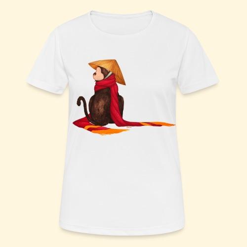 Un singe en hiver - T-shirt respirant Femme