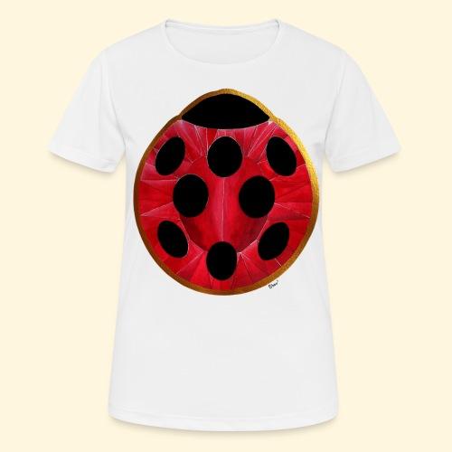 Joyaux coccinelle - T-shirt respirant Femme