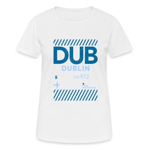 Dublin Ireland Travel - Women's Breathable T-Shirt
