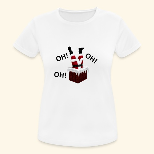 OH! OH! OH! - T-shirt respirant Femme