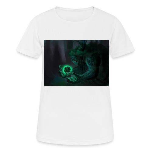 big tree - T-shirt respirant Femme