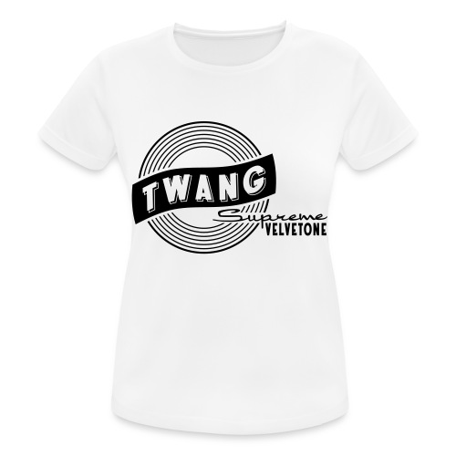 Velvetone Twang Supreme #3 - Frauen T-Shirt atmungsaktiv