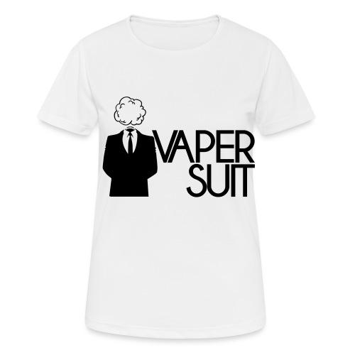 VAPER SUIT - Koszulka damska oddychająca