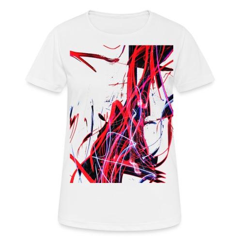 final splash - vrouwen T-shirt ademend