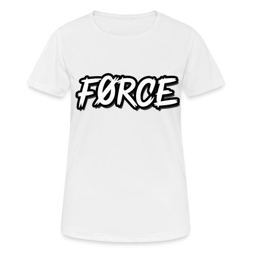 K - Vrouwen T-shirt ademend actief