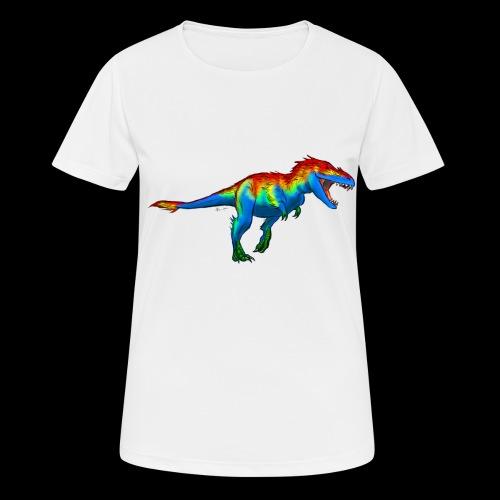T-Rex - Women's Breathable T-Shirt