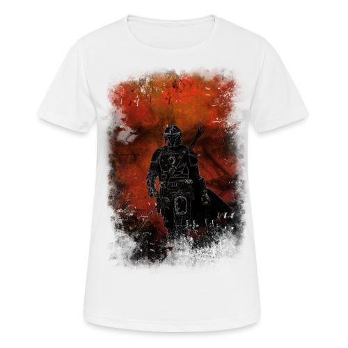 mandalorian - T-shirt respirant Femme