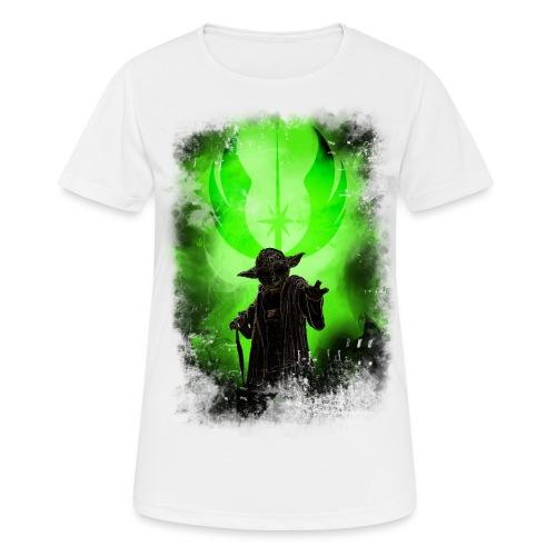 yoda - T-shirt respirant Femme