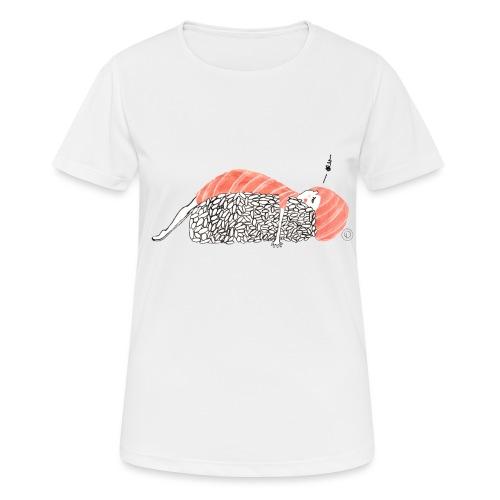 Sushi-d - Maglietta da donna traspirante