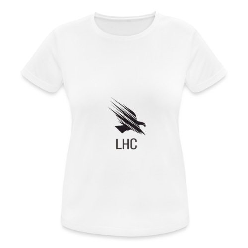 LHC Dark Logo - Women's Breathable T-Shirt