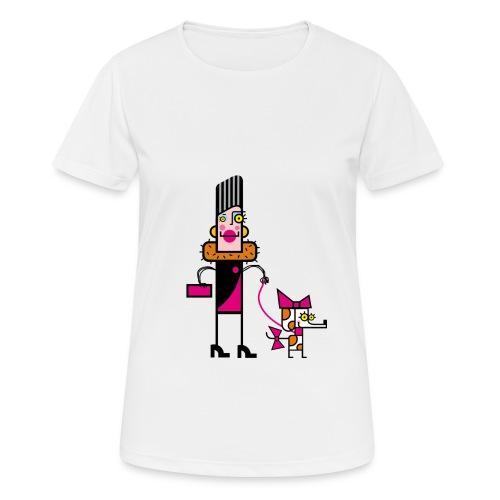 Animal 1 - Maglietta da donna traspirante