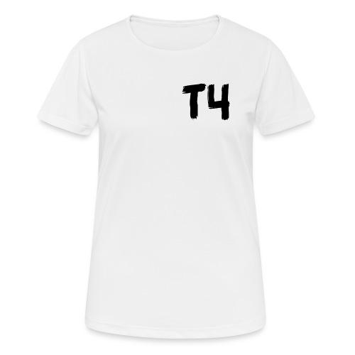 TEAM4 - Vrouwen T-shirt ademend actief