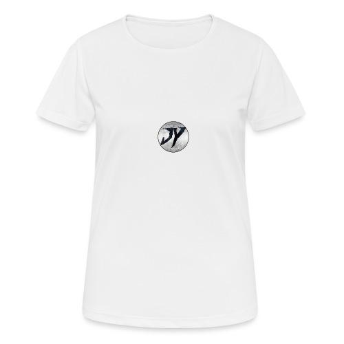 Logo Officiel - T-shirt respirant Femme