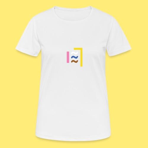 Yung.BRAND - T-shirt respirant Femme