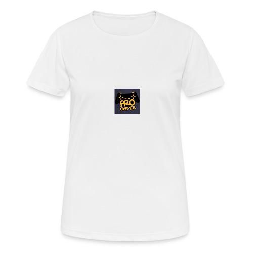 pro gamer magliette grembiule da cucina - Maglietta da donna traspirante