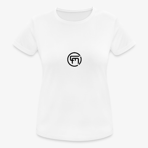 Chris Mitchell Black Logo - Women's Breathable T-Shirt