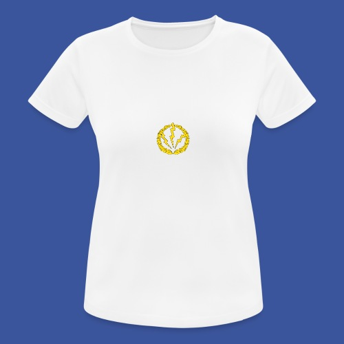 RLC Logo - Andningsaktiv T-shirt dam