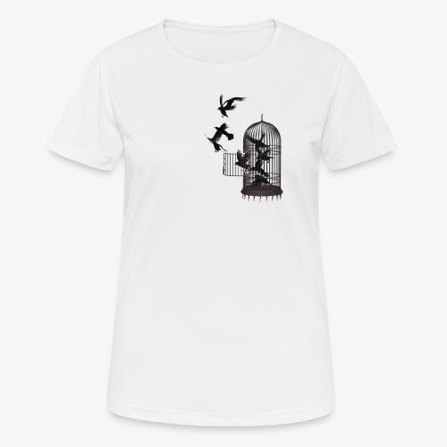 cage - T-shirt respirant Femme