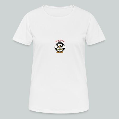 VisbyPenguins - Andningsaktiv T-shirt dam