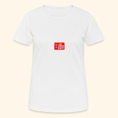 #fromGDN - Koszulka damska oddychająca