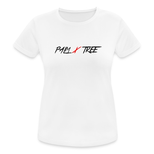 PALMXTREE STREETWEAR - Camiseta mujer transpirable