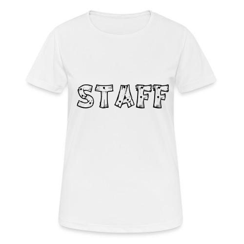 STAFF - Maglietta da donna traspirante