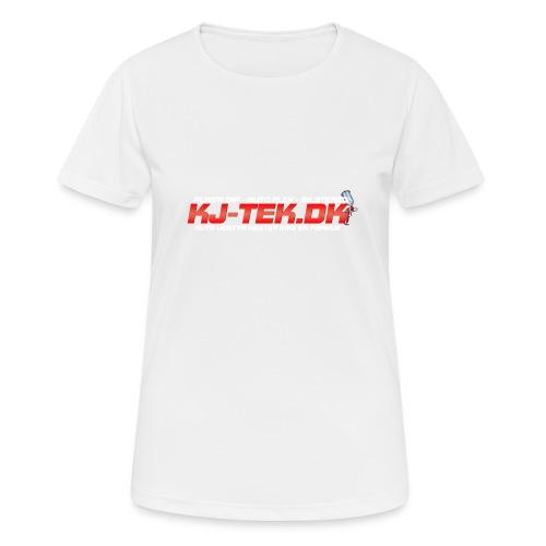 shirtlogo png - Dame T-shirt svedtransporterende