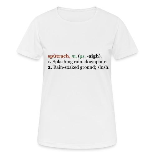 spútrach - Women's Breathable T-Shirt