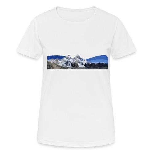 MOUNTAINS - Maglietta da donna traspirante