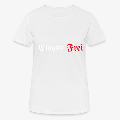 Elsass Frei - T-shirt respirant Femme
