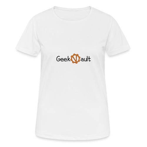 Geek Vault Tee - Women's Breathable T-Shirt