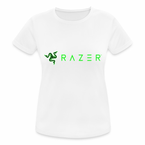 EnZo clan sponsor esports T shirt - Dame T-shirt svedtransporterende