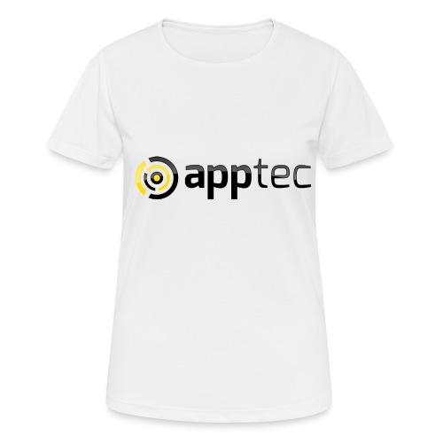 52904_Logo_apptec_G_300dpi - Women's Breathable T-Shirt
