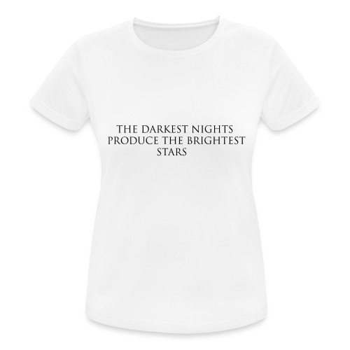 Night_B - Andningsaktiv T-shirt dam