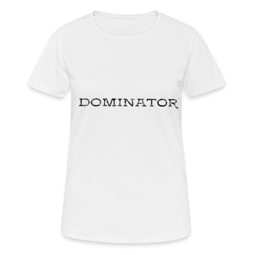 DOMINATOR 2/3 - Andningsaktiv T-shirt dam