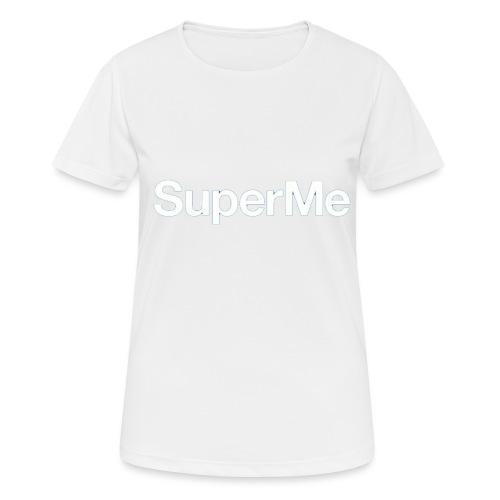 Super Moi - T-shirt respirant Femme