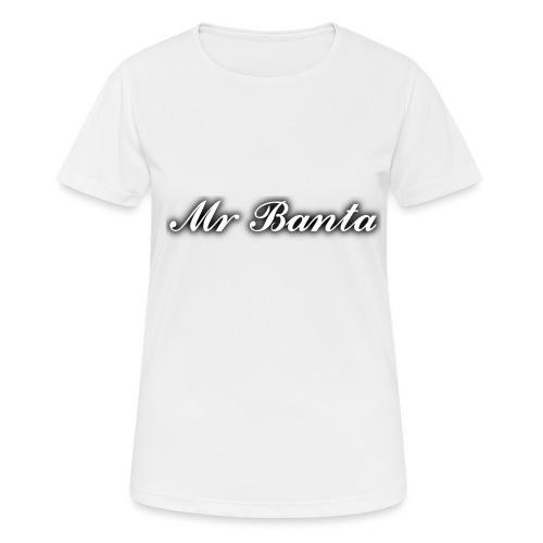 italic banta - Women's Breathable T-Shirt
