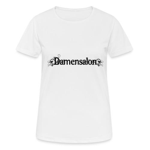 damensalon2 - Frauen T-Shirt atmungsaktiv