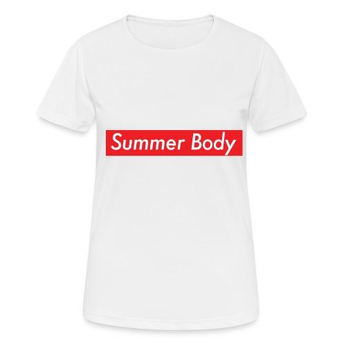 Summer Body - T-shirt respirant Femme