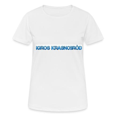 2-png - Koszulka damska oddychająca