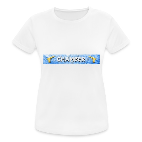 Chamber - Maglietta da donna traspirante