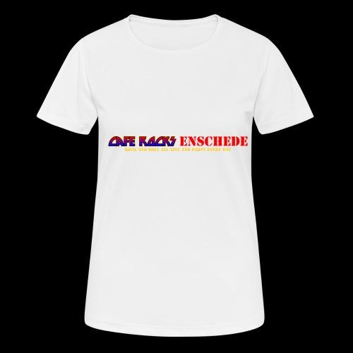 RNR All Nite - Vrouwen T-shirt ademend actief