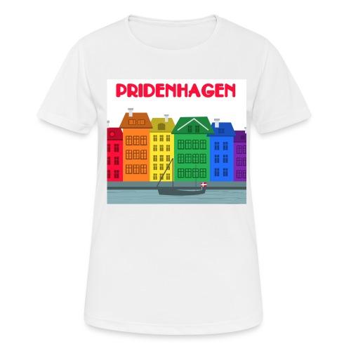 PRIDENHAGEN RETRO T-SHIRT - Dame T-shirt svedtransporterende