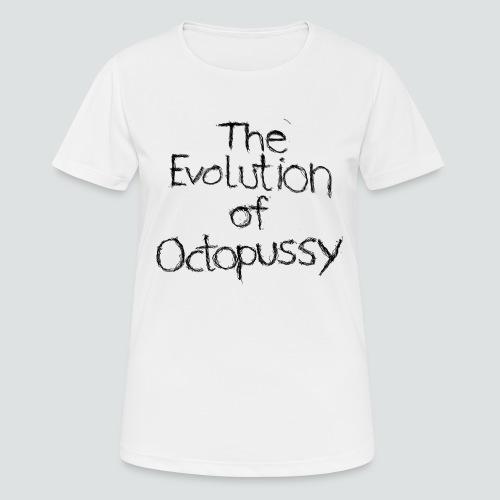 Evoctopussy png - Frauen T-Shirt atmungsaktiv