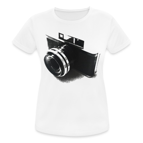 camara (Saw) - Women's Breathable T-Shirt