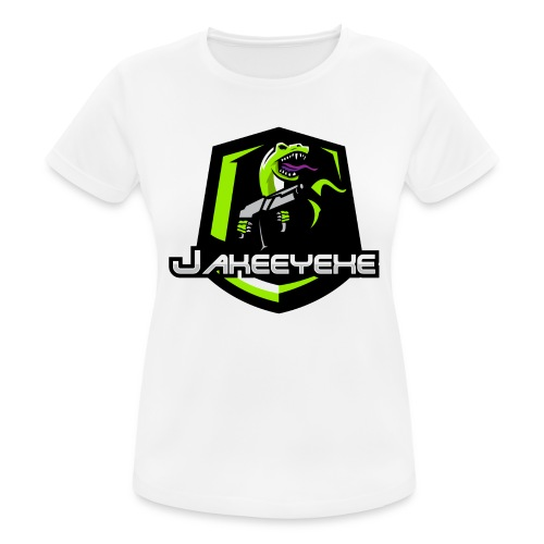 JakeeYeXe Badge - Women's Breathable T-Shirt