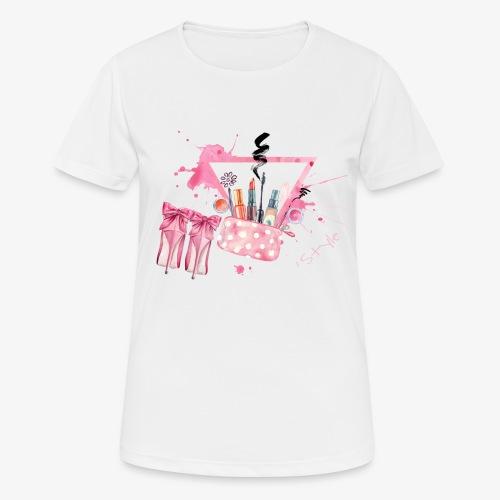 Style - Maglietta da donna traspirante