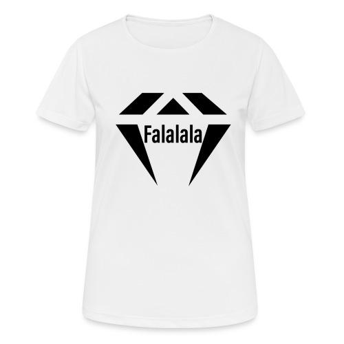 J.O.B Diamant Falalala - Frauen T-Shirt atmungsaktiv