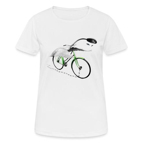 Ninho Bycicle - Maglietta da donna traspirante