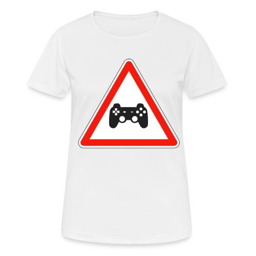 cedezaujeux - T-shirt respirant Femme